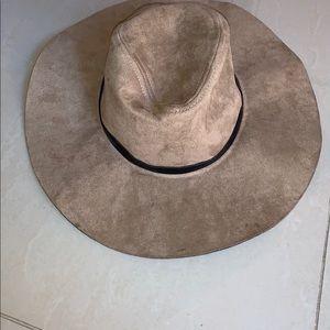 BCBG Indiana Jones Style hat so chic